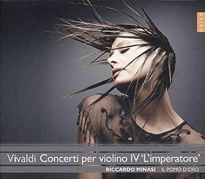 Concertos Pour Violon L'Imperatore Rv171, 181, 263, 271, 327 & 331