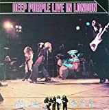 Deep Purple, Live in London, 1982, Lp, A+(nm)