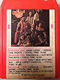MANDRILL Composite Truth 8 track tape 1973 Polydor Original