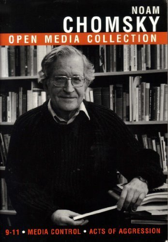Noam Chomsky: Open Media Collection (9-11, Media Control, Acts of Aggression) (Noam Ch compare prices)