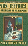 Mrs. Jeffries and the Feast of St. Stephen (0425217310) by Brightwell, Emily