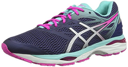 asics-gel-cumulus-18-chaussures-de-running-femme-multicolore-indigoblue-silver-roseglow-395-eu