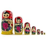 7″ Set of 7 Semenov Traditional Hand…