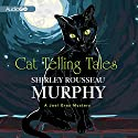 Cat Telling Tales Audiobook by Shirley Rousseau Murphy Narrated by Susan Boyce