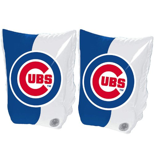 MLB Chicago Cubs Arm Swimmies - 1
