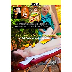 Nude Massage featuring Annabelle Jayden Lola and Claire - a Nude-Art Film