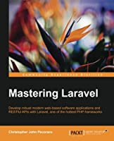 Mastering Laravel Front Cover