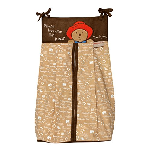 Trend Lab Paddington Bear Diaper Stacker - 1