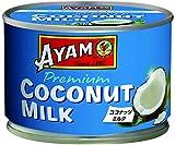 AYAM(アヤム) ココナッツミルクプレミアム 140ml