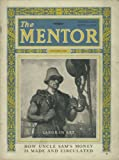 img - for The Mentor, October 1922 (Vol 10, No 9) Labor in Art; How Uncle Sam's Money Is Made and Circulated; Counterfeiting; Motor Run By Star Power; Iceland Today; Anna Sewell book / textbook / text book