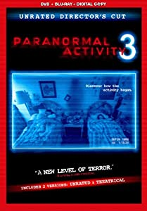 Paranormal Activity 3 (Blu-ray/DVD Combo in DVD Packaging)