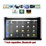 Promotion! 7inch Dual Core 1.0ghz Android 2.2 Table Pc 512mb/4gb/bluetooth  ....