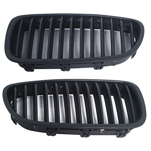 excellent-matt-black-oem-replacement-front-center-grille-mesh-left-right-for-bmw-f10-f11-5-series-4d