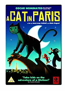 CAT IN PARIS A [UK Import]