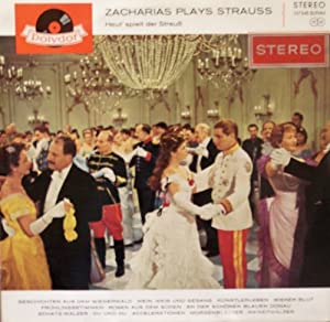 Zacharias Plays Strauss [Vinyl LP Record]