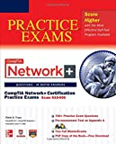 img - for CompTIA Network+ Certification Practice Exams: (Exam N10-005) [With CDROM] (Comptia Authorized) book / textbook / text book