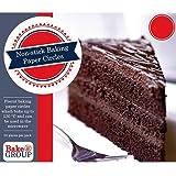 Bake Group Non Stick Parchment Pre Cut Baking Circles 8
