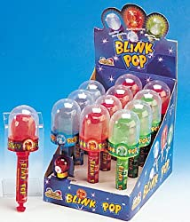 Blink Pop Light Up candy sucker 12 pack