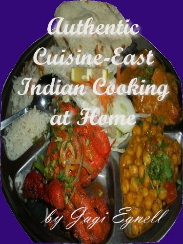 Authentic Cuisine East Indian Cooking ebook