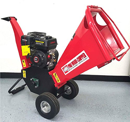 65HP-196cc-Gas-Powered-Wood-Chipper-Shredder-Yard-Machine-Mulcher-with-4-Capacity