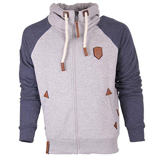Naketano Men's Zipped Jacket FFF