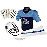 Franklin Sports NFL Tennessee Titans Deluxe Youth Uniform Set, Medium