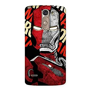 Ajay Enterprises Introductions Manoy Back Case Cover for LG G3 Stylus