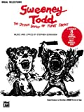 Sweeney Todd - Vocal Selections (0769233988) by Sondheim, Stephen