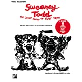 Sweeney Todd: Vocal Selections-Music Bookby Stephen Sondheim