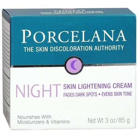 Porcelana Skin Lightening Cream Night - USA
