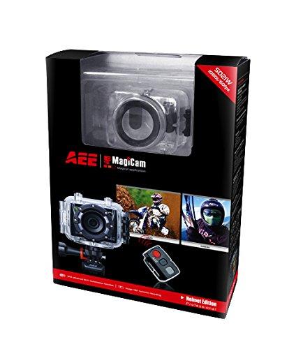 【スタンダードpack】ウェアラブルカメラ(アクションカム) AEE Magicam SD21 国内正規品 [日本語マニュアル・保証書付]