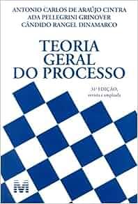 Teoria Geral do Processo: Ada Pellegrini Grinover
