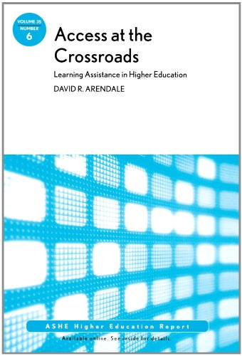 Access at the Crossroads: Learning Assistance in Higher...