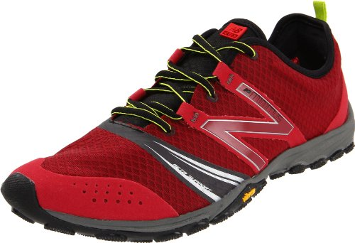 official photos aae4c 90292 New Balance Men s MT20RB2 Minimus Trail Barefoot Trainer Red ...