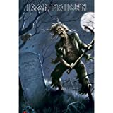 Iron Maiden - Poster Benjamin Breeg Tour
