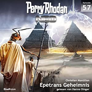 Epetrans Geheimnis (Perry Rhodan NEO 57) Hörbuch
