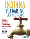 img - for Indiana Plumbing License Exam Guide book / textbook / text book