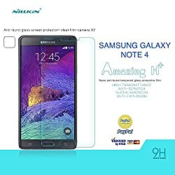Nillkin Amazing H+ Anti Explosion Tempered Glass Scratch Guard Screen Protector for Samsung GALAXY Note 4(N9100)