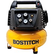 BOSTITCH U/BTFP02011 6-Gallon Pancake Compressor