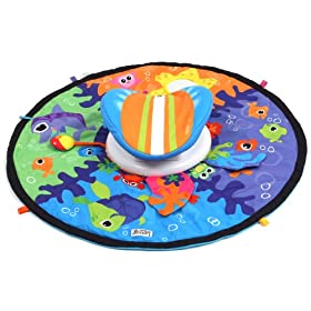 Lamaze Spin and Explore The Sea