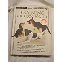 Training Your Dog for Life (Terra-Nova Series) 2008 With DVD by Sheila Webster Boneham Hardcover with DVD