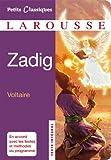 Zadig (Petits Classiques Larousse t. 20)