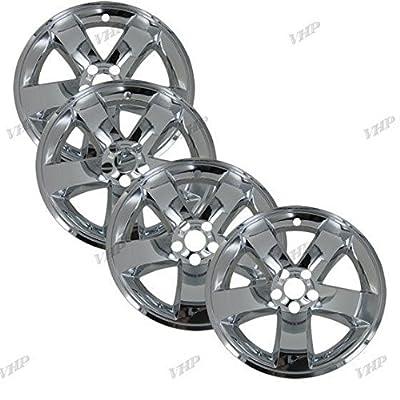 """09-14 Dodge Challenger 18"""" Chrome Wheel Skin"""