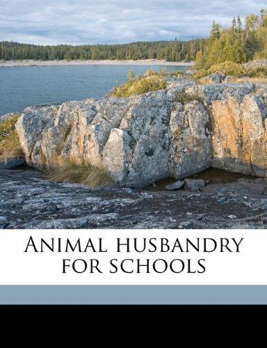 Animal husbandry for schools