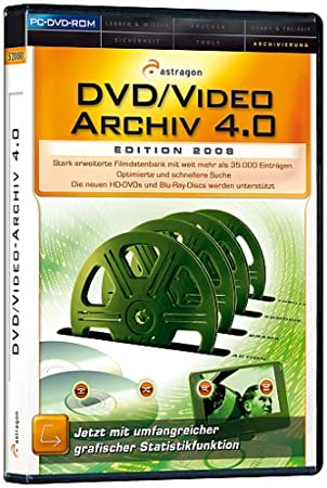 DVD/Video-Archiv 4.0 Edition 2008