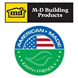 M-D Building Products 04796 48-Inch by 25-Feet 8 Mil Clear Plastic Sheeting