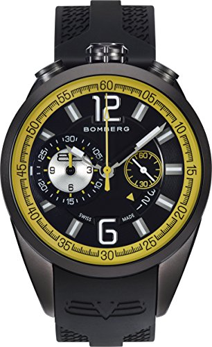 Bomberg NS44CHPGM.0083.2 1968 collection Watch - Swiss Made - 44 mm