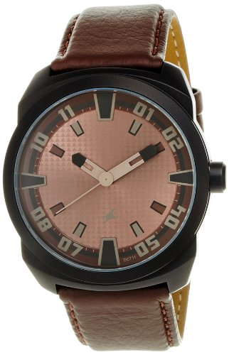 Fastrack-OTS-Sports-Analog-Brown-Dial-Mens-Watch-9463AL05
