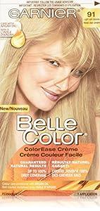 Garnier Belle Colour Creme, 91 Light Ash Blonde