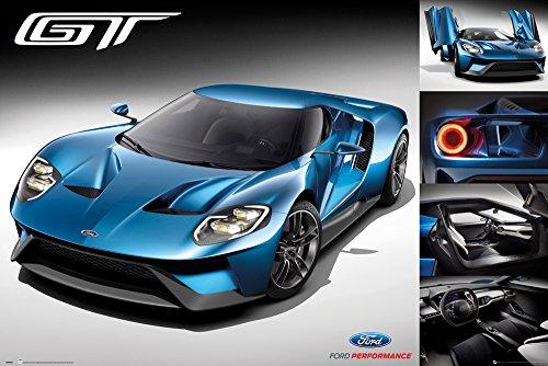 gb-eye-ford-gt-51206-cm-maxi-poster-mehrfarbig-61-x-915-cm